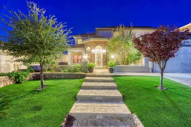6521 Casper Ridge Drive, El Paso, TX 79912 (MLS #837579) :: The Purple House Real Estate Group