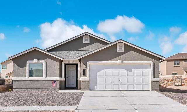 1141 Cielo Rojo Street, Socorro, TX 79927 (MLS #837580) :: Preferred Closing Specialists