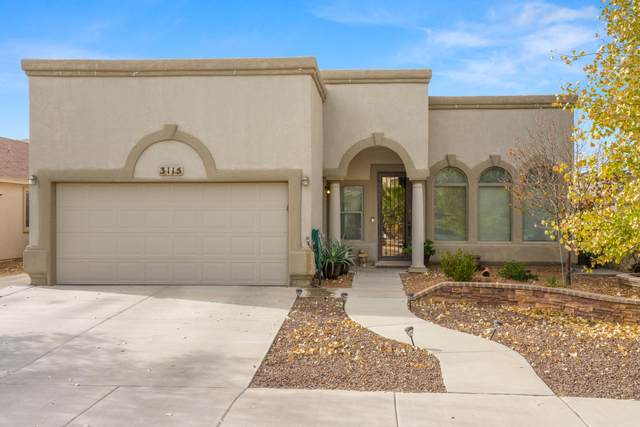 3115 Amistoso, El Paso, TX 79938 (MLS #837585) :: The Purple House Real Estate Group