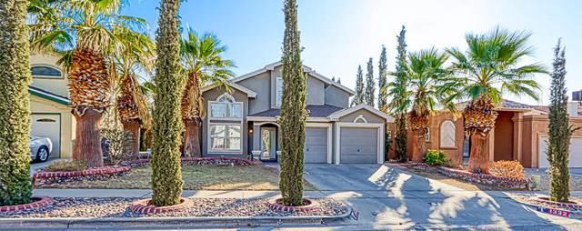 1332 Michelangelo Drive, El Paso, TX 79936 (MLS #837586) :: Preferred Closing Specialists