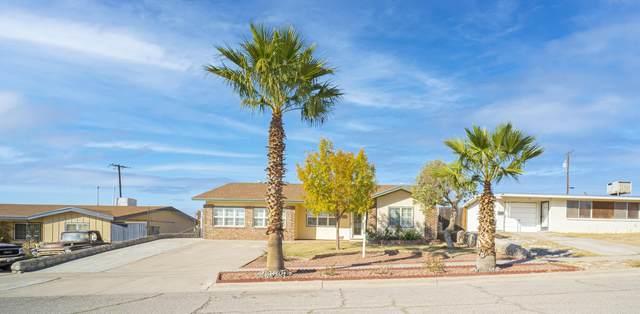 309 Monica Court, El Paso, TX 79932 (MLS #837587) :: The Purple House Real Estate Group