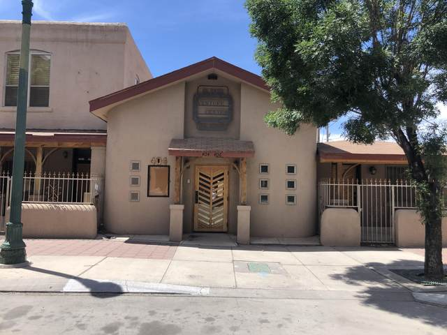 404 W Overland Avenue W, El Paso, TX 79901 (MLS #837588) :: The Purple House Real Estate Group