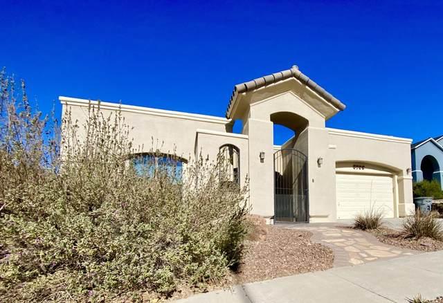 6709 Crucero Del Sol Drive, El Paso, TX 79911 (MLS #837589) :: The Purple House Real Estate Group