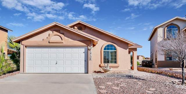14136 Meteor Rock Place, El Paso, TX 79938 (MLS #837593) :: The Purple House Real Estate Group