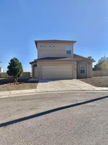 10400 Silvercloud Drive, El Paso, TX 79924 (MLS #837602) :: Preferred Closing Specialists