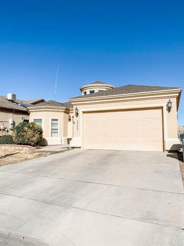 5305 Jack Marcus Drive, El Paso, TX 79934 (MLS #837637) :: Preferred Closing Specialists