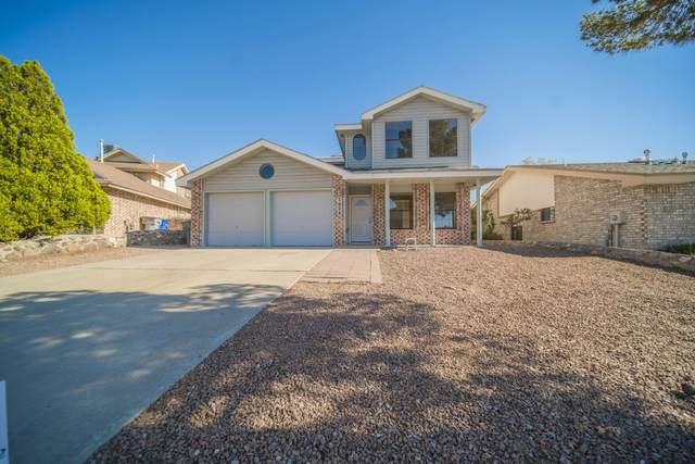 7624 Waterhouse Drive, El Paso, TX 79912 (MLS #837639) :: The Purple House Real Estate Group