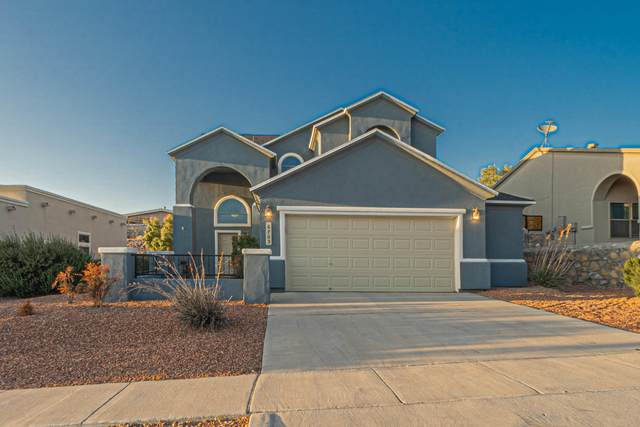6705 Crucero Del Sol, El Paso, TX 79911 (MLS #837643) :: Preferred Closing Specialists