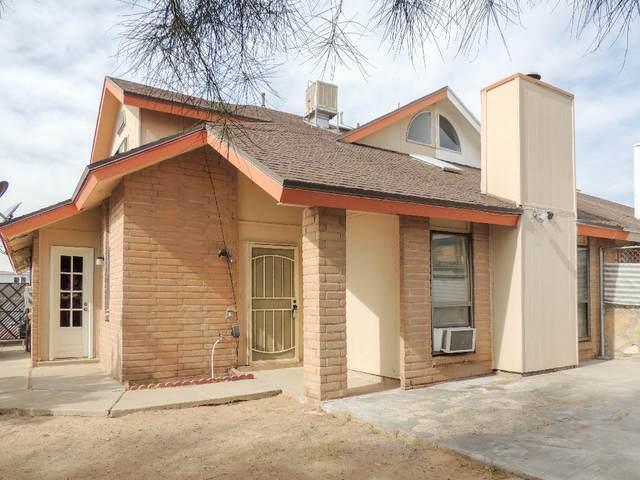 1340 Trudy Elaine Drive B, El Paso, TX 79936 (MLS #837645) :: Preferred Closing Specialists