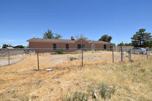 9965 Morocco Circle, Socorro, TX 79927 (MLS #837654) :: Preferred Closing Specialists