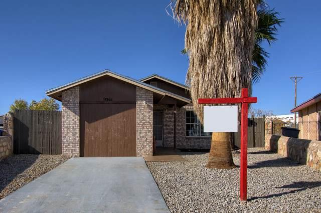 9361 Senor Tedd Way, El Paso, TX 79907 (MLS #837655) :: Preferred Closing Specialists