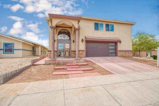 329 Via Cumbre Linda Circle, Horizon City, TX 79928 (MLS #837657) :: Preferred Closing Specialists
