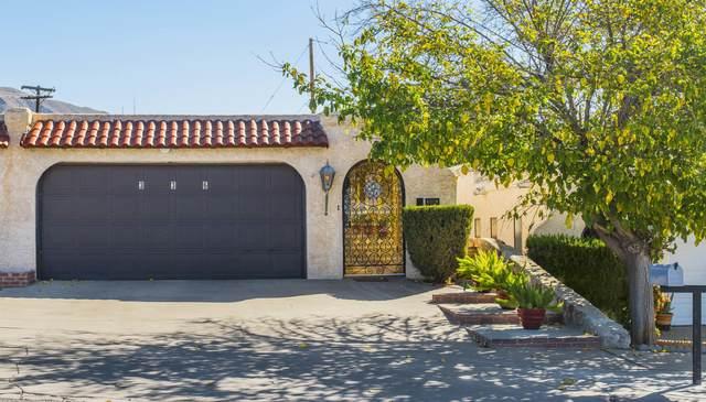 336 Thunderbird Drive, El Paso, TX 79912 (MLS #837663) :: Preferred Closing Specialists