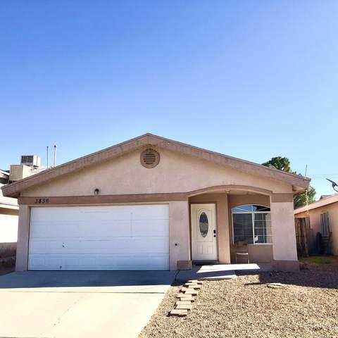 3836 Tierra Roca Place, El Paso, TX 79938 (MLS #837671) :: Preferred Closing Specialists