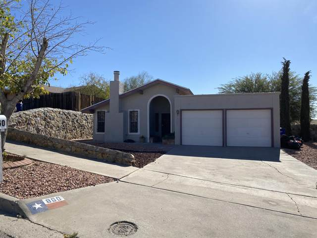 860 Nita Fay Drive, El Paso, TX 79912 (MLS #837683) :: Preferred Closing Specialists