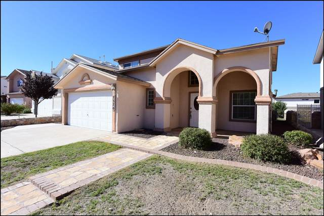 7370 Prickley Pear Drive, El Paso, TX 79912 (MLS #837684) :: Preferred Closing Specialists
