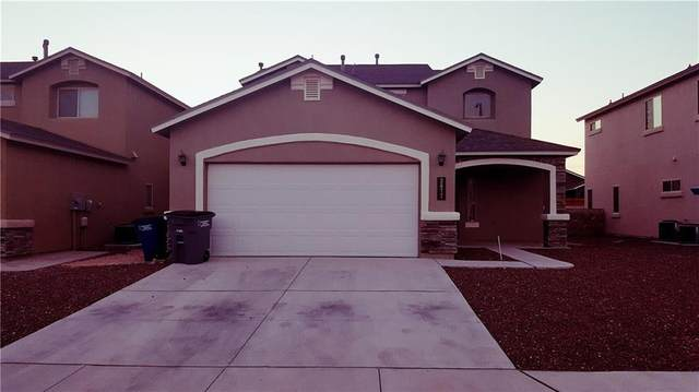 3877 Loma Brisa Drive, El Paso, TX 79938 (MLS #837687) :: Preferred Closing Specialists