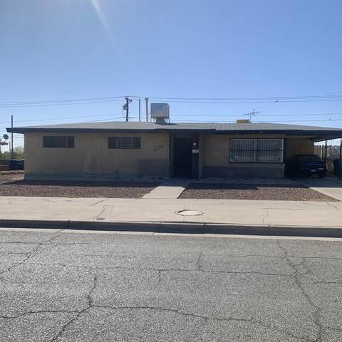 7936 Candlewood Avenue, El Paso, TX 79925 (MLS #837688) :: Preferred Closing Specialists