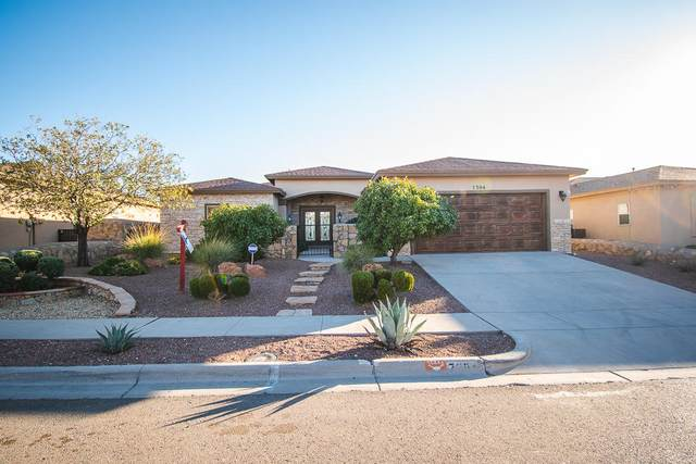 7304 Kiowa Creek Drive, El Paso, TX 79911 (MLS #837692) :: Preferred Closing Specialists
