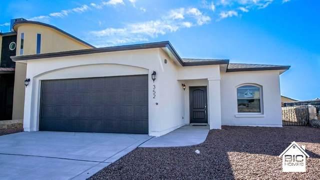 2004 Blue Valley Avenue, Socorro, TX 79927 (MLS #837711) :: Preferred Closing Specialists