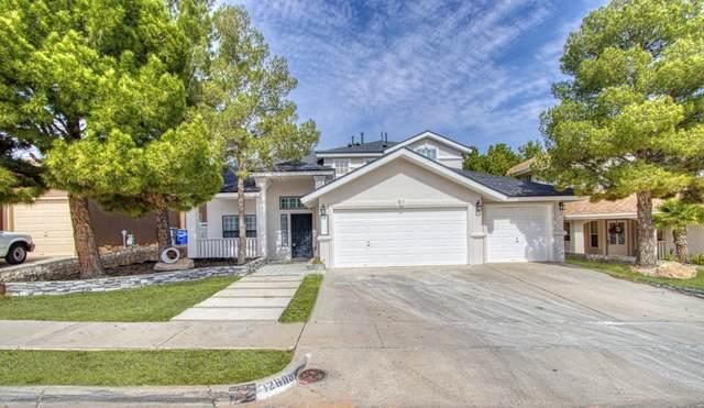 12609 Crystal Ridge Street, El Paso, TX 79938 (MLS #837713) :: Preferred Closing Specialists