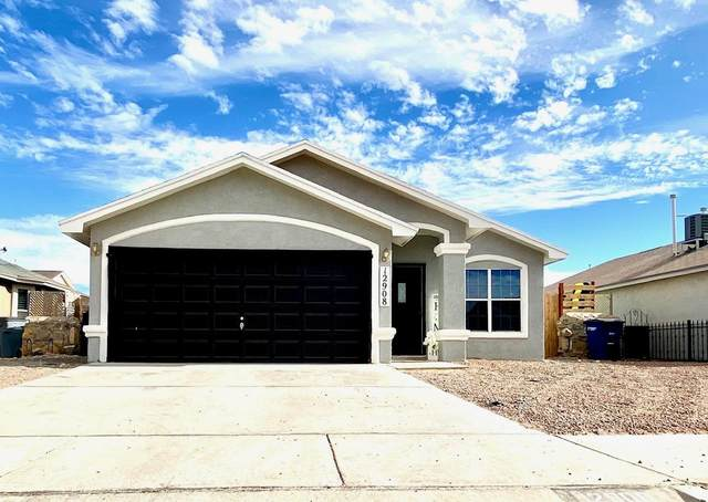 12908 Tierra Salas Drive, El Paso, TX 79938 (MLS #837715) :: Preferred Closing Specialists