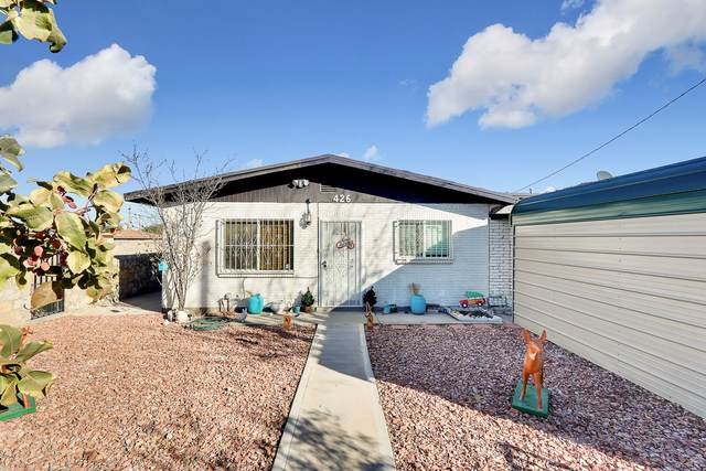 426 Francis Street, El Paso, TX 79905 (MLS #837722) :: Preferred Closing Specialists