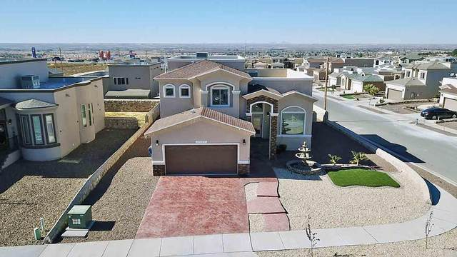 2163 Enchanted Sun Drive, El Paso, TX 79911 (MLS #837741) :: Preferred Closing Specialists