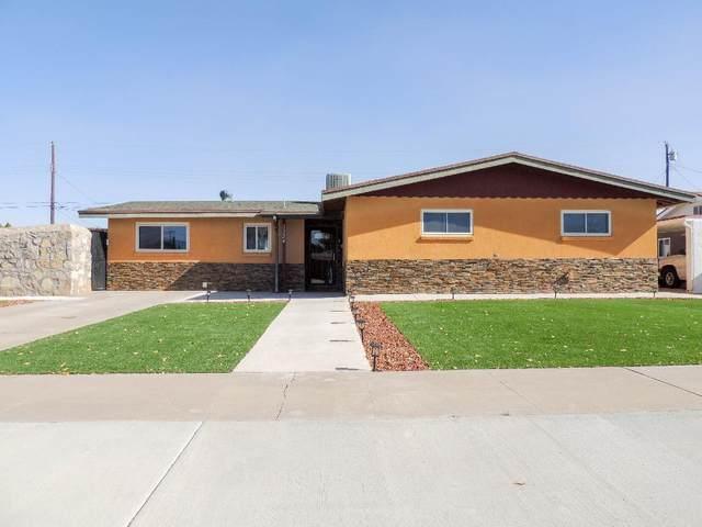 3324 Rutherglen Street, El Paso, TX 79925 (MLS #837744) :: Preferred Closing Specialists