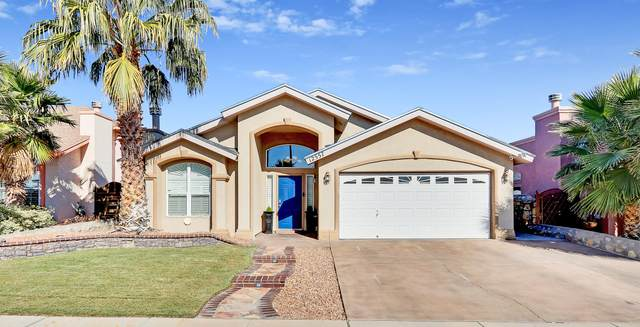 12557 Western Gull Drive, El Paso, TX 79928 (MLS #837749) :: Preferred Closing Specialists