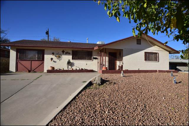 9821 Gum Lane, El Paso, TX 79925 (MLS #837755) :: Preferred Closing Specialists