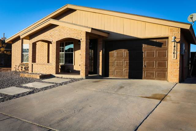 14561 Desierto Bello Avenue, Horizon City, TX 79928 (MLS #837756) :: Preferred Closing Specialists