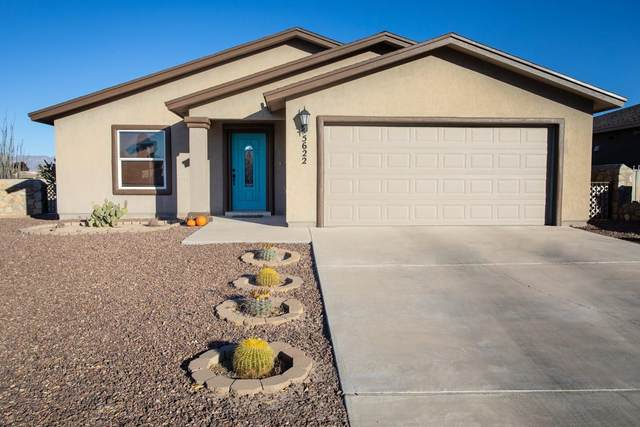 5622 England Drive, Santa Teresa, NM 88008 (MLS #837758) :: Preferred Closing Specialists