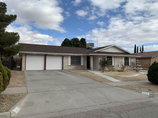 1856 Mike Hill Drive, El Paso, TX 79936 (MLS #837825) :: The Purple House Real Estate Group