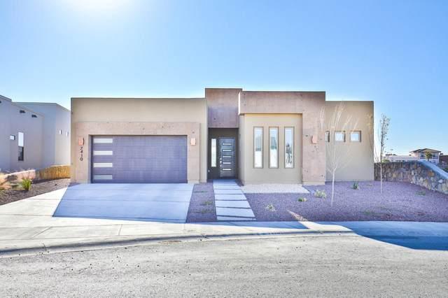 7410 Sidewinder Bend Drive, El Paso, TX 79911 (MLS #837868) :: The Matt Rice Group