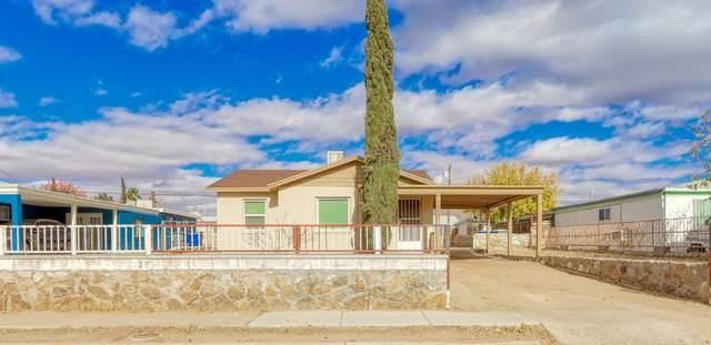 7533 Acapulco Ave Avenue, El Paso, TX 79915 (MLS #837869) :: The Matt Rice Group