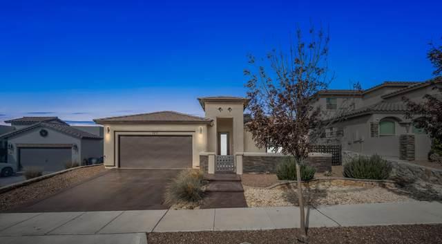 7217 High Plains Drive, El Paso, TX 79911 (MLS #837874) :: The Matt Rice Group