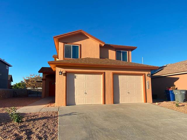 4089 Tierra Patino Lane, El Paso, TX 79938 (MLS #837878) :: The Matt Rice Group