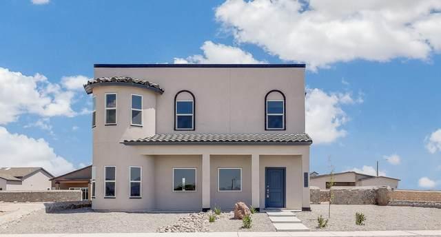 2824 Sammy Cervantes Street, El Paso, TX 79938 (MLS #837886) :: The Matt Rice Group