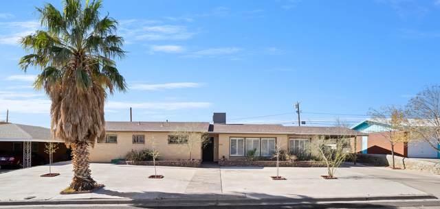 4341 N Stanton Street, El Paso, TX 79902 (MLS #837917) :: The Purple House Real Estate Group