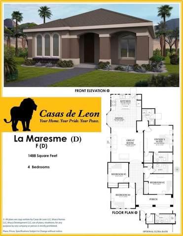 13538 Harbottle Street, El Paso, TX 79928 (MLS #837967) :: The Purple House Real Estate Group