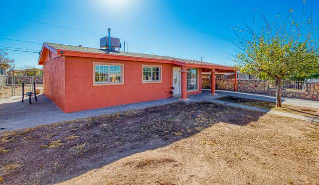 1318 Southwood Road, Canutillo, TX 79835 (MLS #837996) :: The Purple House Real Estate Group