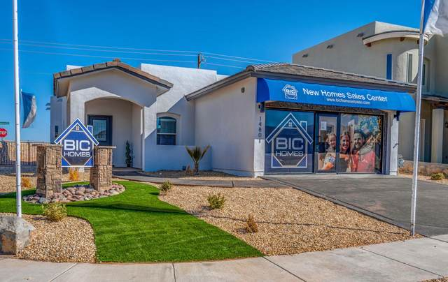 2012 Blue Valley Avenue, Socorro, TX 79927 (MLS #837999) :: The Purple House Real Estate Group