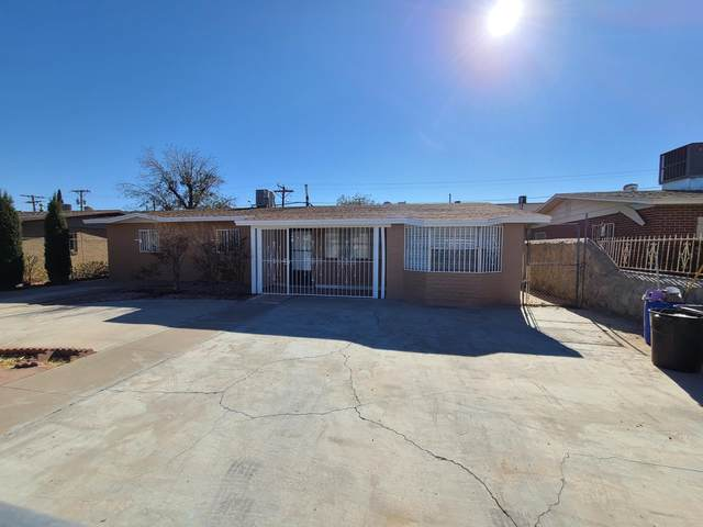 4960 Marie Tobin Drive, El Paso, TX 79924 (MLS #838003) :: Preferred Closing Specialists