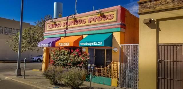 701 Texas Avenue, El Paso, TX 79901 (MLS #838005) :: Summus Realty
