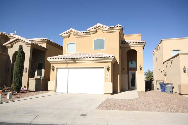 3719 Grand Bahamas Drive, El Paso, TX 79936 (MLS #838008) :: The Purple House Real Estate Group
