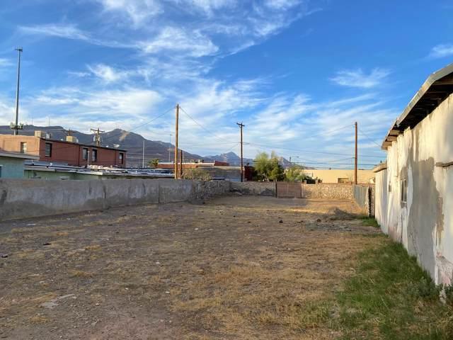 3125 Frutas Avenue, El Paso, TX 79905 (MLS #838019) :: The Purple House Real Estate Group