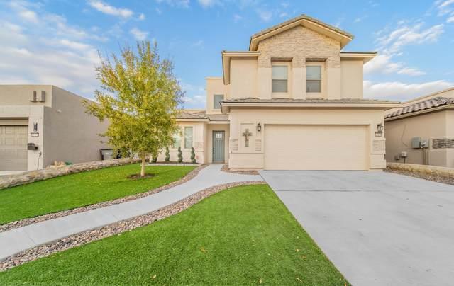 12625 Keitha Adams, El Paso, TX 79928 (MLS #838024) :: The Purple House Real Estate Group