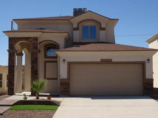 11657 Ernesto Serna Street, Socorro, TX 79927 (MLS #838049) :: Preferred Closing Specialists
