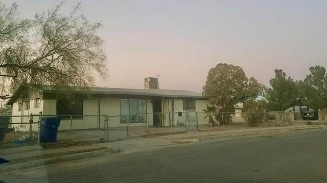 311 Mary Jeanne Lane, El Paso, TX 79915 (MLS #838064) :: The Purple House Real Estate Group